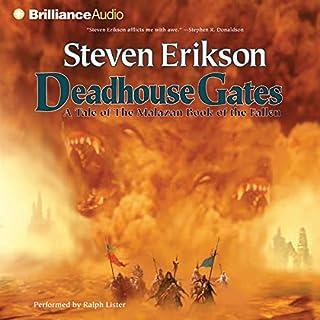 Page de couverture de Deadhouse Gates