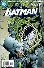 Batman 610 - Hush Part 3: The Beast - Jim lee (Batman, Vol 1940)
