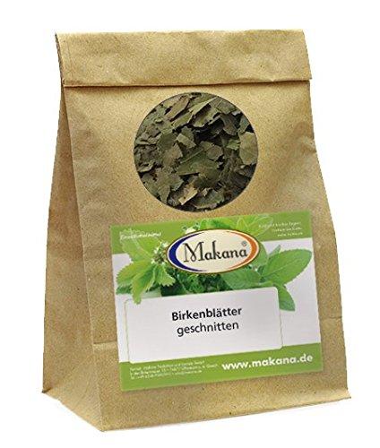 Makana Birkenblätter, geschnitten, 500 g Tüte (1 x 0,5 kg)