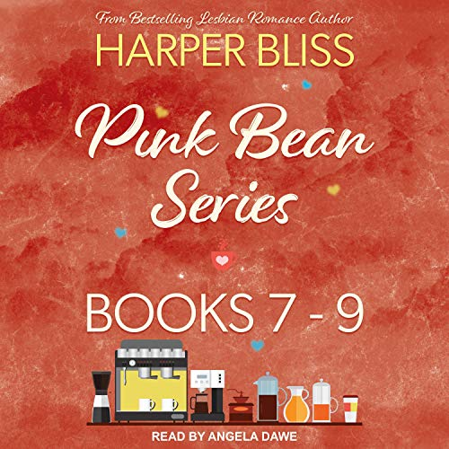 Pink Bean Series: Box Set Series 3 cover art