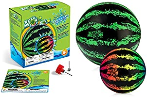 Watermelon Ball – The Ultimate Swimming Pool Game - Toy of The Year Finalist & The Original Ball That Fills with Water...