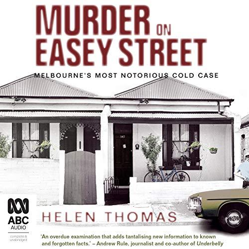 Murder on Easey Street cover art