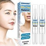 Skin Tag Remover,Mole Removal,Removedor de lunares indoloro,Mole y Removedor de Etiquetas de Piel para Eliminar Etiquetas de Piel