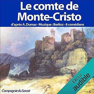 Couverture de Le comte de Monte-Cristo