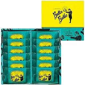 バターバトラー バターフィナンシェ12個入 焼菓子 お土産 個包装