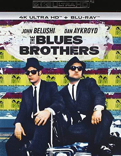 The Blues Brothers [4K Ultra HD + Blu-Ray]