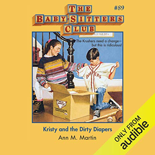 Couverture de Kristy and the Dirty Diapers