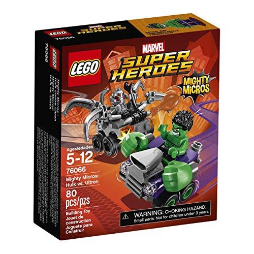 Autentico Lego Hulk Marvel Figure mini DIVISO da da 76066 Possente Micros Incredibile HULK Set