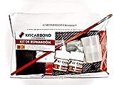 Kit Reparador de Fibra de Carbono Kitevopro Plain 3k