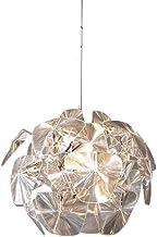 ZBHW Acrylic Pendant Light Nordic Simple Bedroom Restaurant Hang Lamp Chandelier Creative Clothing Store Decorative Lamp D...