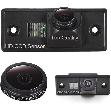Kalakus Auto Nummernschild Rückfahrkamera Mit Hd Ccd Elektronik