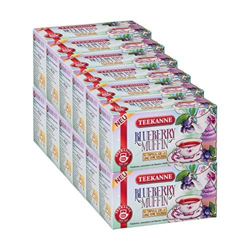 Teekanne Blueberry Muffin 12er Pack