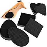 Beautyflier Non-Slip Shoes Pads Adhesive Shoe Sole Protectors, High Heels Rubber Anti-Slip Shoe Grips Sole Stick Protector (Style 1)