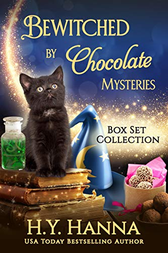 BEWITCHED BY CHOCOLATE Mysteries - Box Set Collection (English Edition)