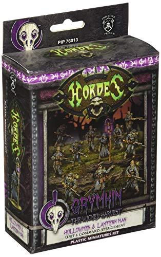 Privateer Press PIP76013 Grymkin: Hollowmen y Lantern Man Modelo de juego en miniatura