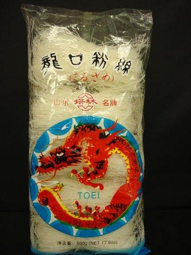 緑豆春雨 500g (山東龍口産)