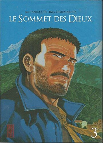 Sommet des Dieux (le) - Edition Cartonnée Vol.3 de Taniguchi (2011) Relié