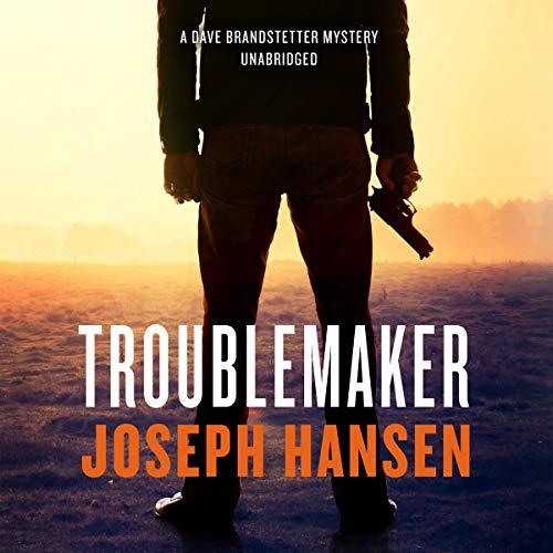 Page de couverture de Troublemaker