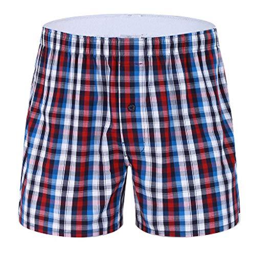Setsail Herren Boxer Briefs Pyjama Casual Haushalt Home Shorts Hosen Unterw/äsche Hot Bequeme Wilde Hose