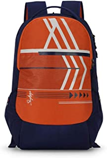 Skybags Virgo 03 30 Ltrs Orange Laptop Backpack (VIRGO 03)