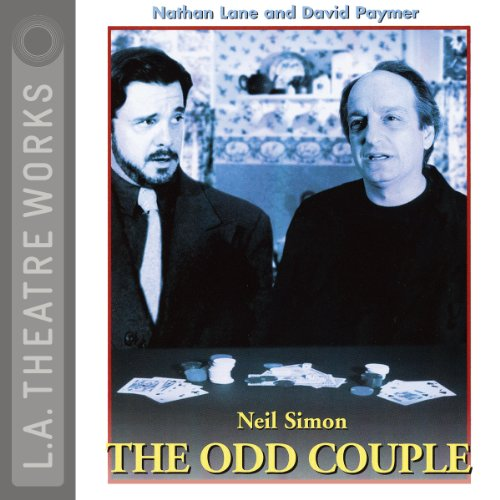The Odd Couple audiobook cover art