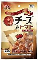(まとめ買い)森乳サンワールド ワンラック 本物チーズ&トマト 60g 【×8】