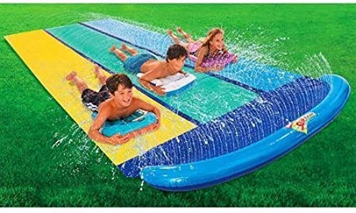 lo último Inflatable Water Slides, Slip and Slide, Slide, Slide, Slip N Slide, Waterslide by Wam-O  Sin impuestos