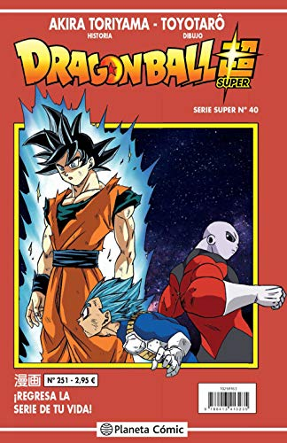 Dragon Ball Serie Roja nº 251 (Manga Shonen)