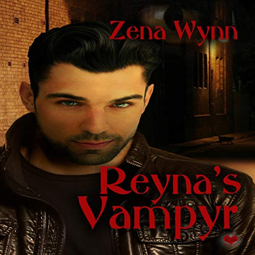 Reyna's Vampyr audiobook cover art