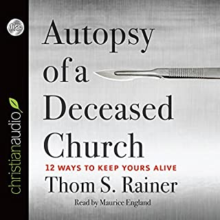 Autopsy of a Deceased Church cover art