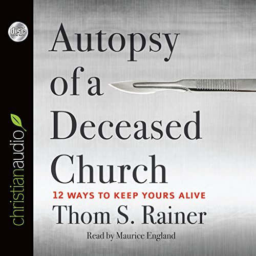 Autopsy of a Deceased Church audiobook cover art