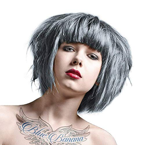 La Riche Directions Semi Permanent Silver Hair Colour Dye x 2