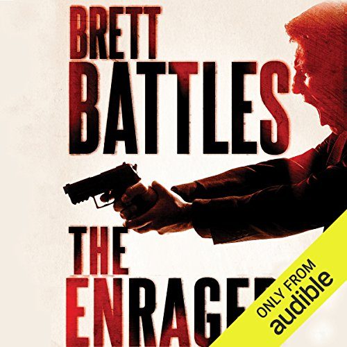 The Enraged audiobook cover art