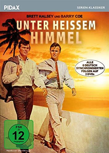 Alle 6 deutsch synchronisierten Folgen (2 DVDs)