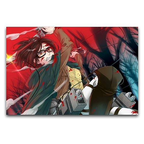 WPQL Eren Jäger Attack on Titan Japan Anime30 x 45 cm