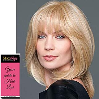 Top Tier Hair Topper Color GL18-23 TOASTED PECAN - Gabor Wigs 12