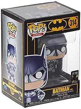 Funko Pop! Heroes  Batman 80th - Batman  1997  2.5 x 2.5 x 3.8 inches