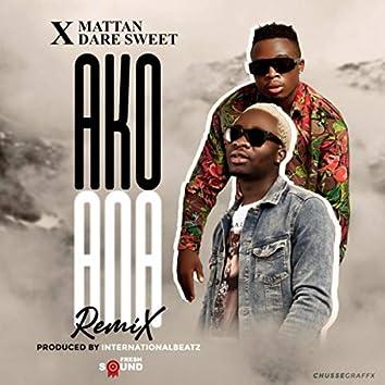 Akoana (Remix) [feat. Dare Sweet]