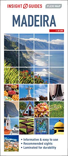 Insight Guides Flexi Map Madeira (Insight Flexi Maps)