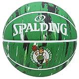 SPALDING(スポルディング) バスケットボール 7号 屋外用 ラバー セルティックス マーブル NBA公認 83-932J 83-932J