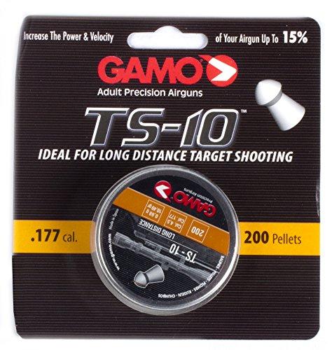 Gamo Pellets TS-10 Long Distance .177 Cal. Tin of 200