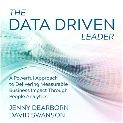 The Data Driven Leader cover art