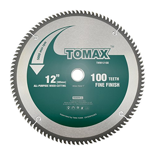 12 100 tooth saw blade - 4