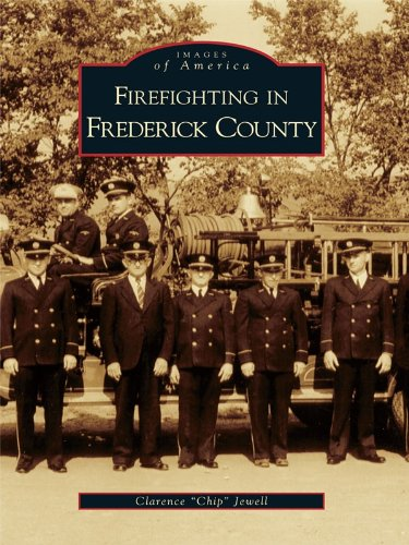 Firefighting in Frederick County (Images of America)