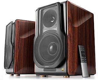 Edifier S3000Pro Audiophile actieve luidspreker met Bluetooth 5.0, aptX-technologie, USB-audio, planaremtweeter en 6,5-inc...