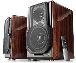 Edifier S3000Pro Audiophile Active Speakers - Bluetooth 5.0 aptX Wireless, USB Audio, Planar Diaphragm Tweeters and 6.5