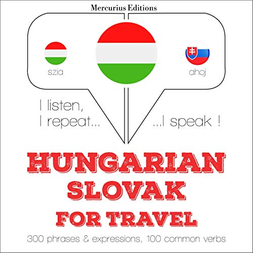 Couverture de Hungarian – Slovak. For travel
