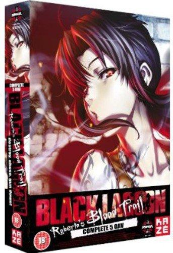 Black Lagoon - Roberta's Blood Trail - Complete 5 OAV (2 DVDs) [UK Import]