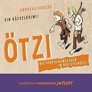 Ötzi - Die Verfolgungsjagd in der Steinzeit     Ein Rätselkrimi              Autor:                                                                                                                                 Andreas Venzke                               Sprecher:                                                                                                                                 Thomas Krause                      Spieldauer: 1 Std.     1 Bewertung     Gesamt 4,0