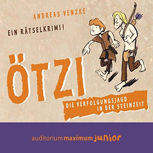 Ötzi - Die Verfolgungsjagd in der Steinzeit     Ein Rätselkrimi              By:                                                                                                                                 Andreas Venzke                               Narrated by:                                                                                                                                 Thomas Krause                      Length: 1 hr     Not rated yet     Overall 0.0